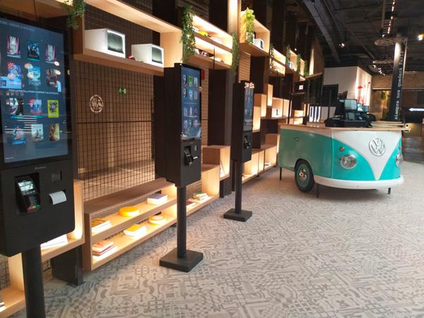 Filazero ya opera en el nuevo e innovador Ocine Urban-X Madrid